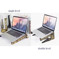 Silicone Laptop Stand Mould